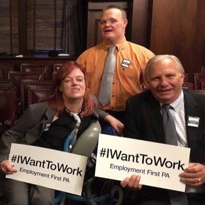 United Way's #IWantToWork