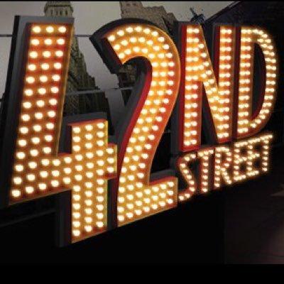 Nd Street Broadway Tour