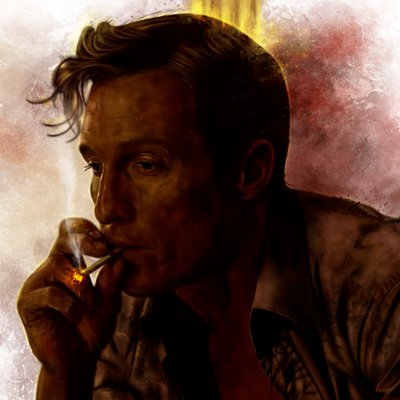 Rust Cohle Dating Profile
