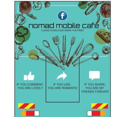 Nomad Food Truck Twitter