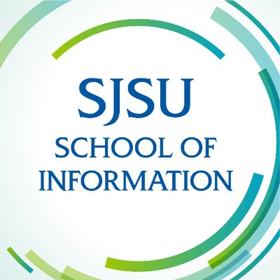 SJSU iSchool (@SJSUiSchool) Twitter profile photo