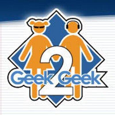 geek 2 geek
