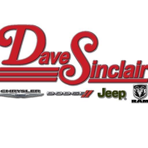Dave Sinclair CDJR (@SinclairCDJR)