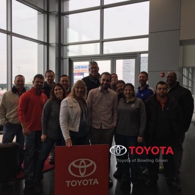 Toyota Of Bowling Green >> Toyota Bowling Green Toyotaofbg Twitter