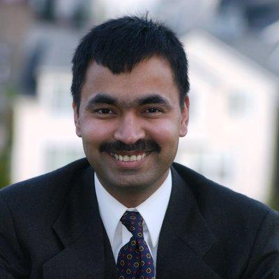 Chetan Sharma on Muck Rack