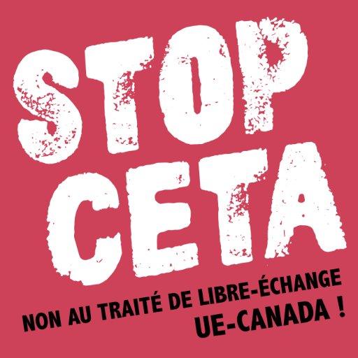 Stop TAFTA/CETA