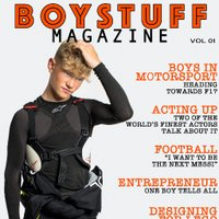 Boystuff Magazine