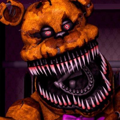 Nightmare Fredbear (@The_Fredbear) | Twitter