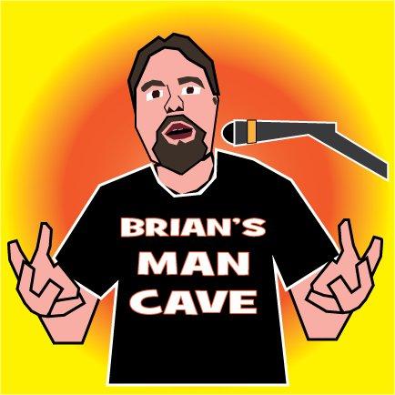 Brian's Man Cave