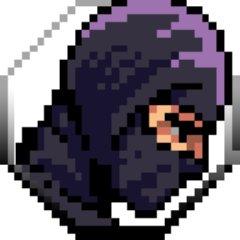 Pixel Shinobi On Twitter New Enemy Pixelart Ninja