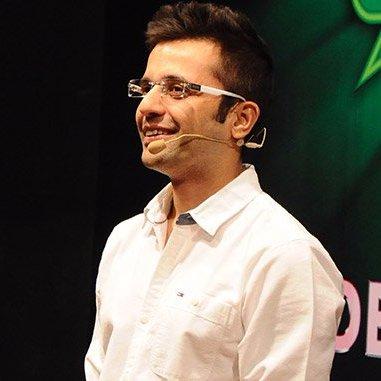 success story of sandeep maheshwari in hindi