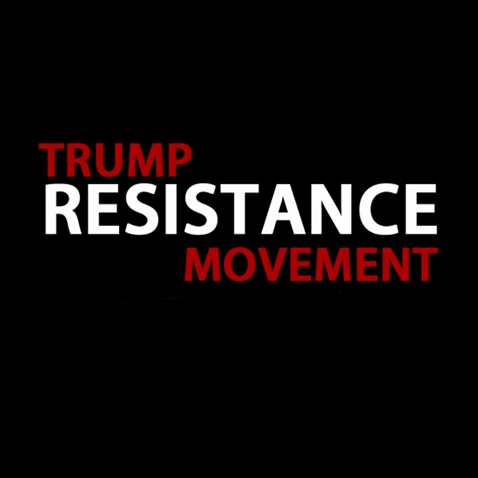 Trm Trump Resistance Movement: TRM Trump Resistance (@TRMmovement)