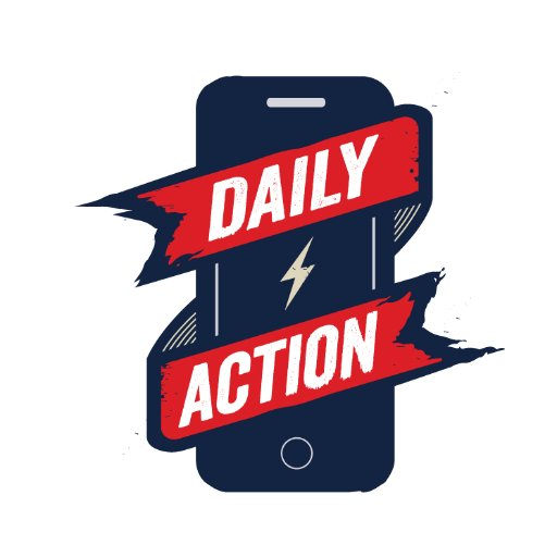 daily action (@yourdailyaction) twitter Take Action