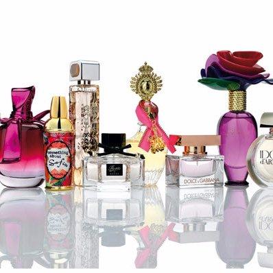 the fragrance blog