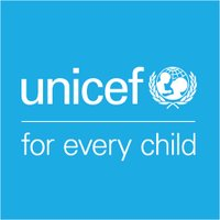 UNICEF twitter profile