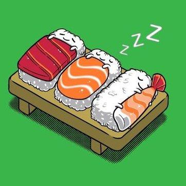 Sushi Stop 101 - Magazine cover
