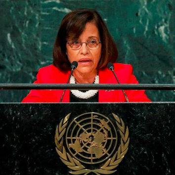 Dr. Hilda C. Heine (@President...
