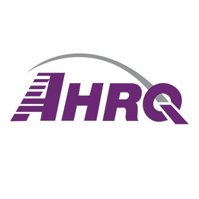 AHRQ (@AHRQNews) Twitter profile photo