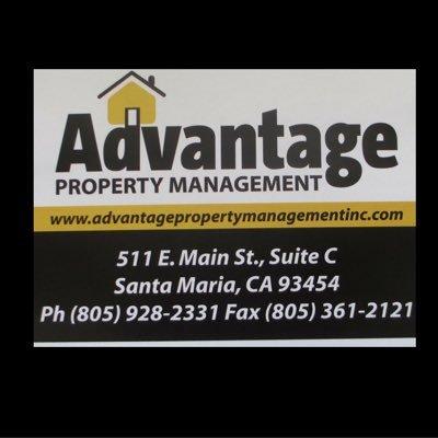 Advantage Property Management In Santa Maria Ca