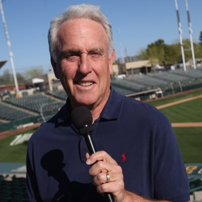 Radio voice of the Oakland A's and author of Holy Toledo, Lessons from Bill King. And with Susan Slusser, If These Walls Could Talk: Oakland A's.