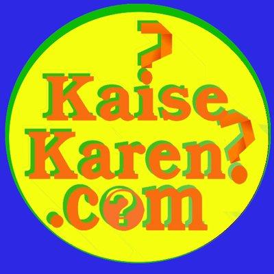 Kaise Karen on Twitter: