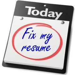 resume fixer