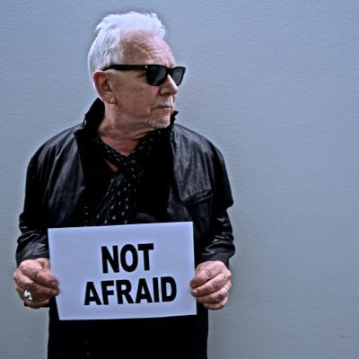 Twitter profile picture for Eric Burdon