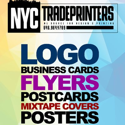Nyc Trade Printers On Twitter 4x6 5000 90 Brokers Only 24hr