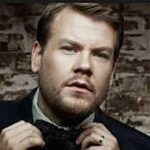 James Corden twitter profile
