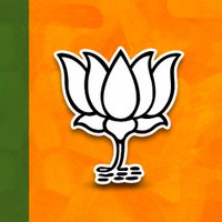 BJP4India Twitter profile