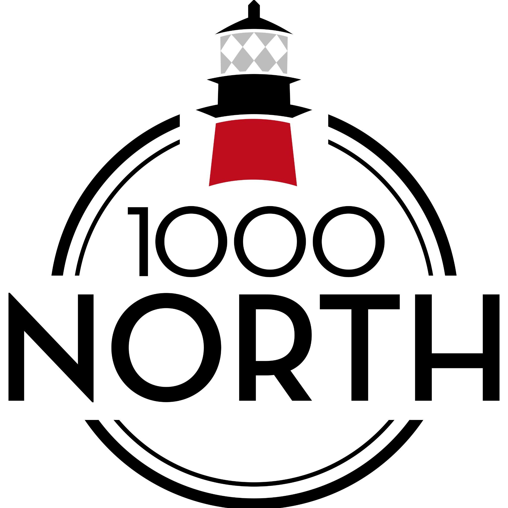 Image result for 1000 north logo