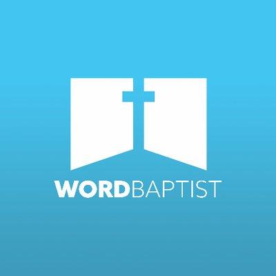 Word Baptist Church At Wordbaptist Twitter