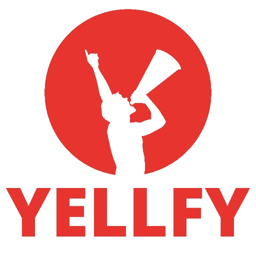 YELLFY   ⭐️  ⭐️  ⭐️  ⭐️  ⭐️