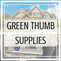 Green thumb garden supplies
