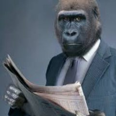 The Reading Ape (@TheReadingApe) Twitter profile photo
