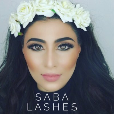Saba Lashes | Social Profile