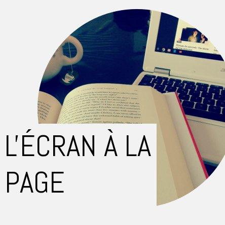 L'Ecran à la Page