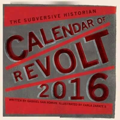 Calendar of Revolt! on Twitter: