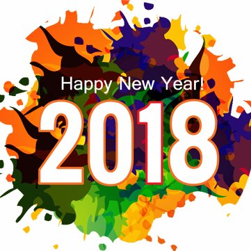 happy new year 2018 hny2k18 twitter