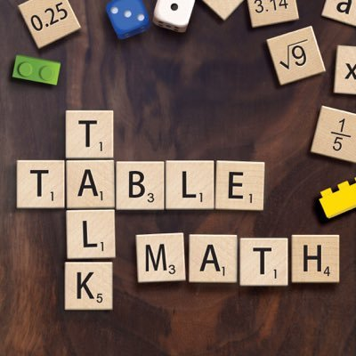 Table Talk Math (@TableTalkMath) Twitter profile photo