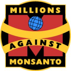 bitcoins worth millions against monsanto