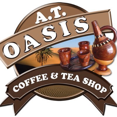 at oasis coffee