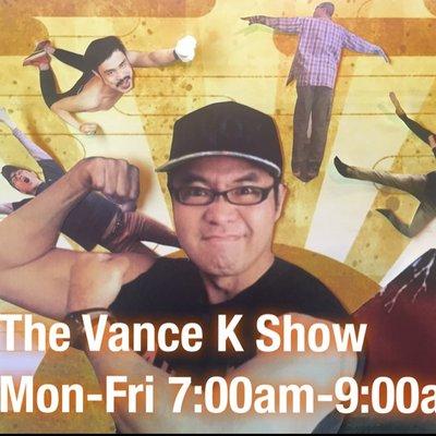 Good Morning!The Vance K Show! ひとつ歳をとったVance K! 変わらず良い音楽と筋肉をお届けしていきます!この後10時から放送! https://t.co/ipZJEw5ruS   radiko… https://t.co/zckz5uFxlk