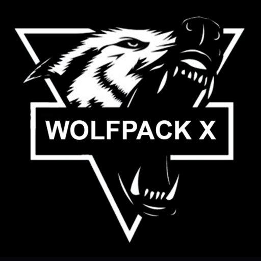 Wolf pack logo design - photo#31