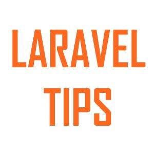 Laravel Tips on Twitter: