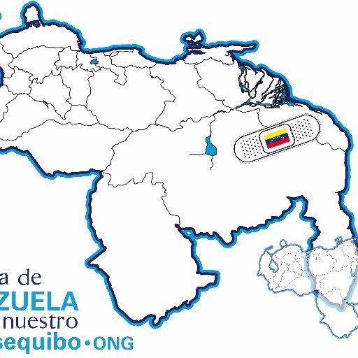 Mi Mapa de Venezuela incluye nuestro Esequibo ONG