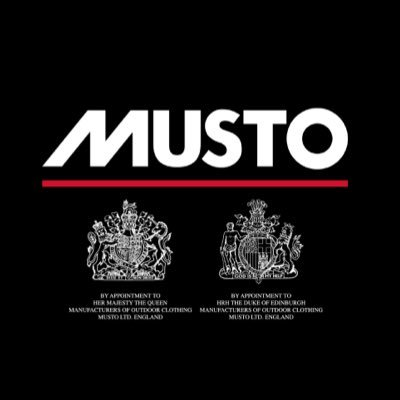 Musto Clothing Social Profile