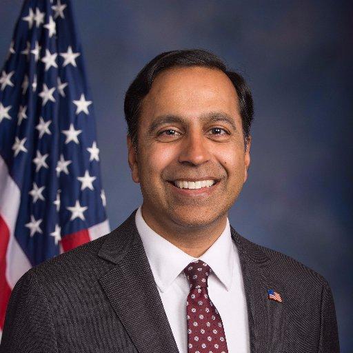 Congressman Raja Krishnamoorthi