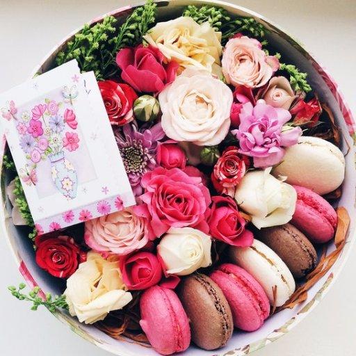 Цветы картинки и шарики