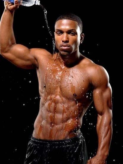 Pics men sexy black Why the